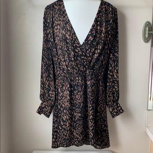Parker 💯 Silk Mini Dress